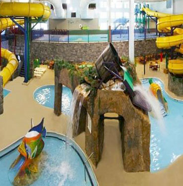 Castle Rock Resort & Indoor Water Park