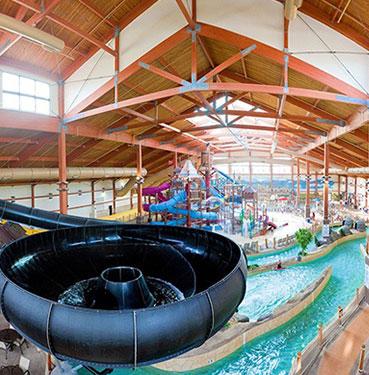 Fort Rapids Indoor Water Park Resort