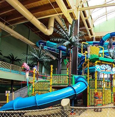 Maui Sands Indoor Water Park Resort