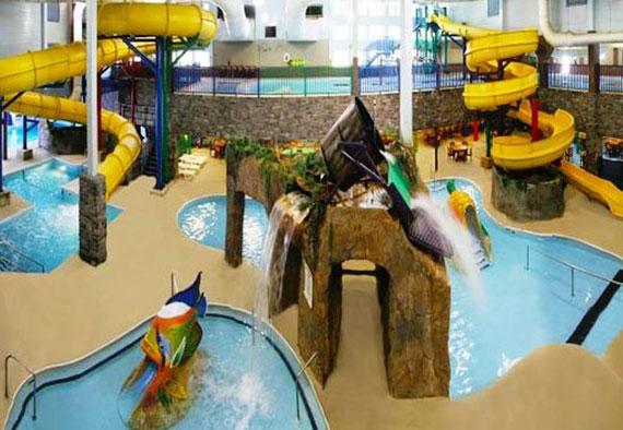 Castle Rock Resort & Indoor Water Park