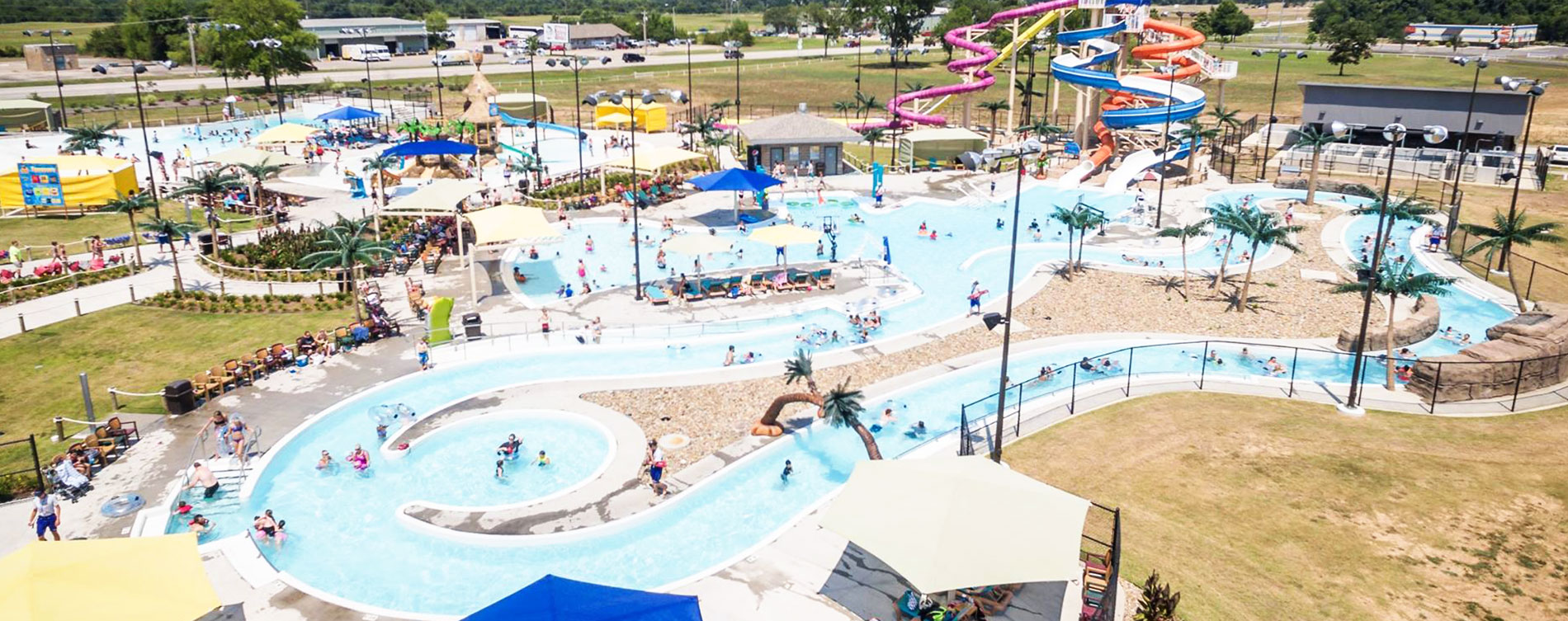 Waterpark & Aquatic Center Development Facilities by American Resort Management, Pennsylvania