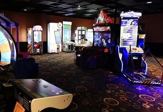 Burke Arcade
