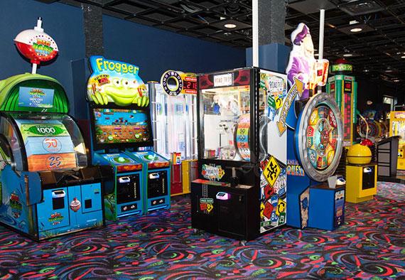 Elevation 1851 Family Arcade