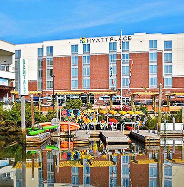 Hyatt Place Kent Narrows Banquet & Conference Center
