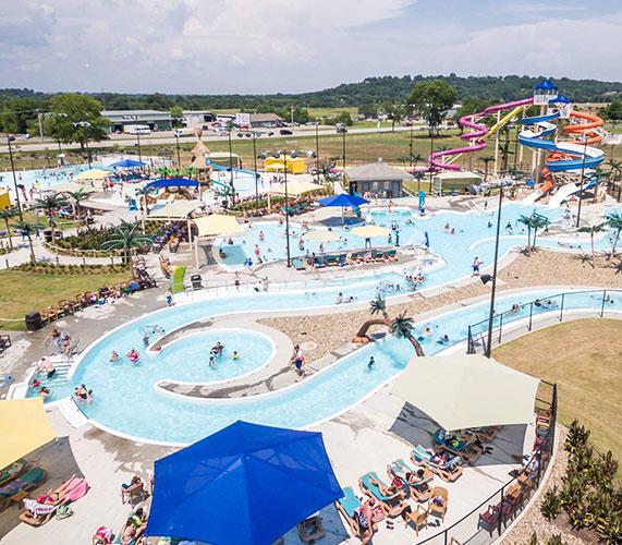 Waterpark & Aquatic Center Development in American Resort Management, Pennsylvania