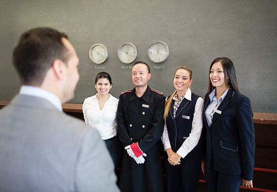 Housekeeping Olympics and Hospitality Service Training