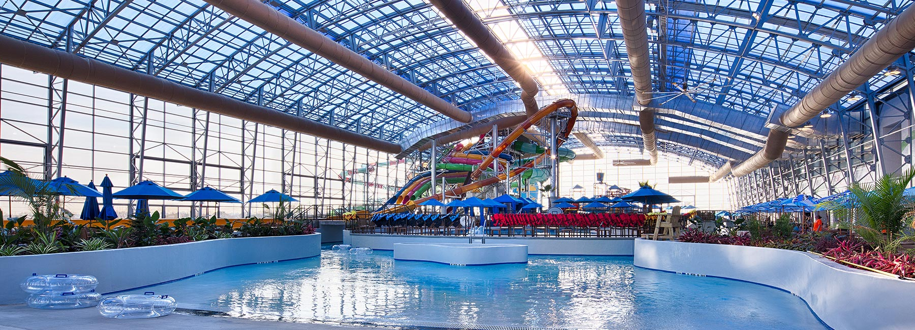 Waterpark & Aquatic Center Development