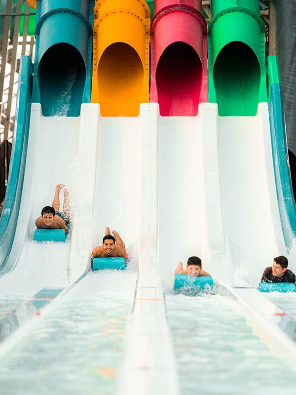Waterpark & Aquatic Center Development Project Planning by American Resort Management